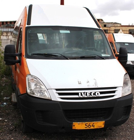 IVECO Daily 564, 2010г., 300т.р.