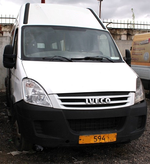 IVECO Daily 594, 2010г., 300т.р.