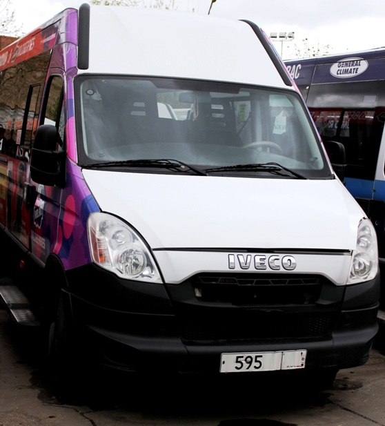 IVECO Daily 595, 2015г., 1350т.р.