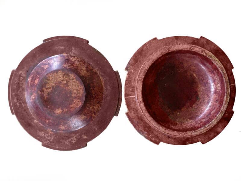 Крышки карболитовые (фенопластовые)