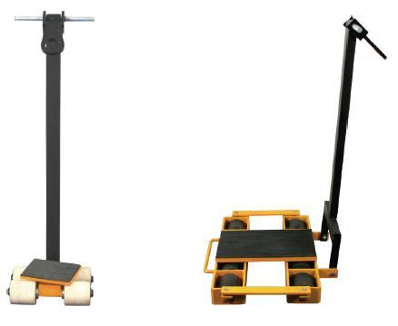 Передвижная платформа с тягой 3000, 6000 и 12000 кг