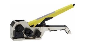 Комбинированный инструмент для пластиковой ленты