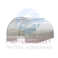Теплицы с покрытием из сотового поликарбоната